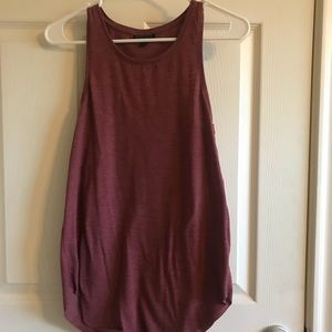 A tank top from Topshop.